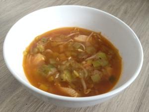 Zoete soep